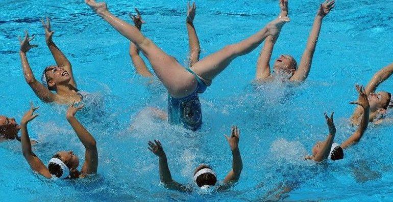 ระบำใต้น้ำ